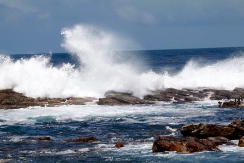 The Spray of the Sea