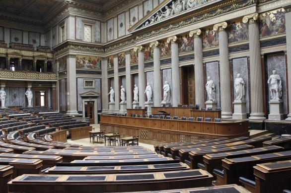 The Austrian Parliament
